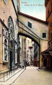 Italy Firenze Chiesa di Or San Michele