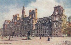 PARIS, France, 1900-10s; L'Hotel de Ville , TUCK