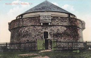 Martello Tower, Halifax, Nova Scotia, Canada, 1900-1910s