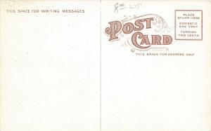 Bay City Michigan~Midland Street West~Wilton's Book Store~Wallpaper~Trolley~1908