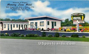 Memory Lane Motel - Niagara Falls, New York