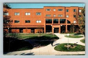 Fargo ND- North Dakota, North Dakota State University, Sciences, Chrome Postcard