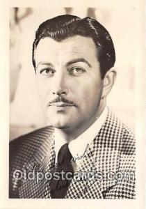 Robert Taylor Movie Actor / Actress, Entertainment Postcard Post Card Non Pos...