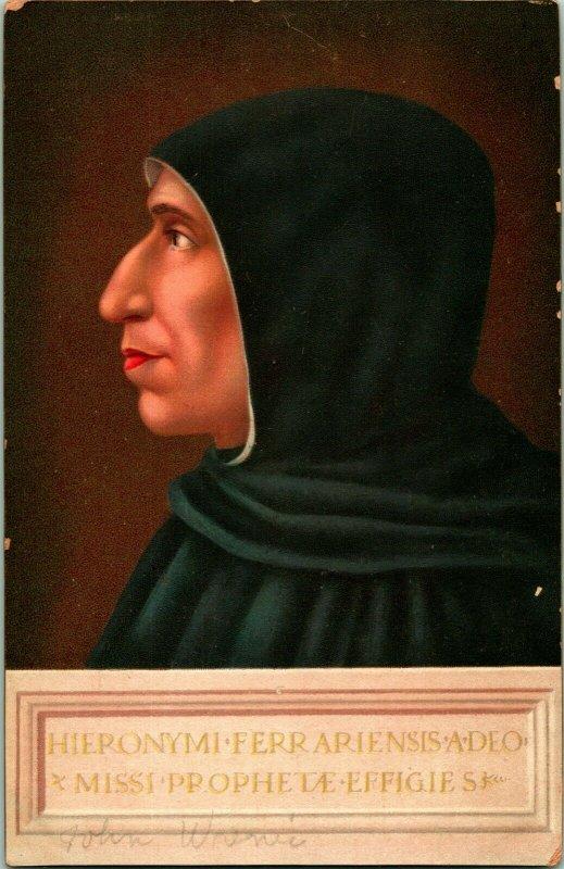 Hieronymi Ferr Ariensis Adeo - Par Stengel & Co Sans 29782 Litho - Religieux