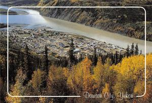 Canada Yukon Dawson City Klondike River Gold Rush