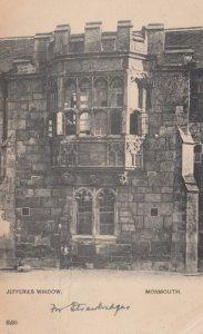 Monmouth , WALES , PU-1904 ; Jefferies Window