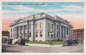 MURPHYSBORO, Illinois, 1900-1910's; Jackson County Court House
