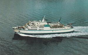 Ferry M.V. Queen of PRINCE RUPERT , B.C. , Canada , 50-60s