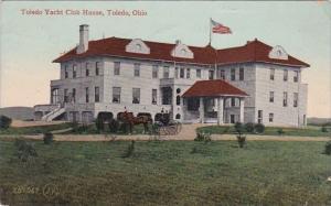 Toledo Yacht Club House Toledo Ohio 1909