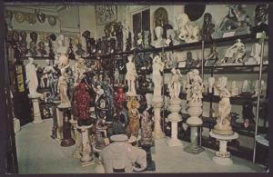 Sidney Gallery of Sculpture,River Forest,IL Postcard BIN