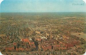 NY, Rochester, New York, Kodak Park Works,