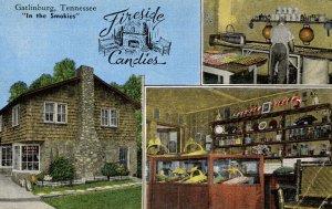 TN - Gatlinburg. Fireside Candies