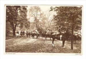 Horse riders, Rotten Row, London , England, 00-10s
