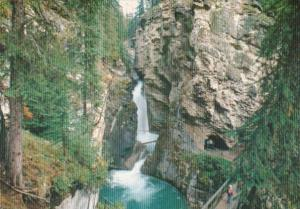 Canada Johnston Canyon Banff National Park Alberta