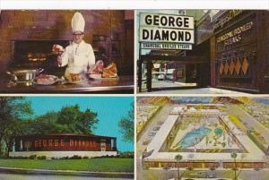 Illinois Chicago George Diamond Steak House