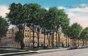 Illinois Rockford St Anthony's Hospital