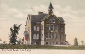 Public School , WINCHESTER , Ontario , Canada , 00-10s