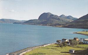 North West Coast, BONNE BAY, Newfoundland, Canada, 40-60´