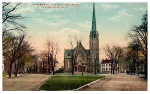 New Jersey Plainfield   Cresent Avenue Church