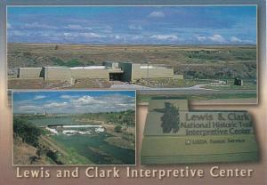 Montana Great Falls Lewis & Clark Interpretive Center