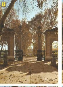 Postal 045704 : Aranjuez. Jardin del Principe. Salifa. Puerta Casa del Labrador