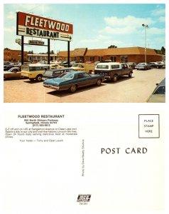 Fleetwood Restaurant, Springfield, Illinois (8503)