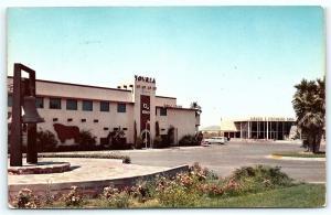 Postcard AZ Phoenix Tovrea Stockyards Vintage Old Car  E08