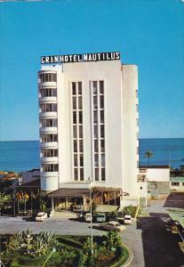Hotel Nautilus Torremolinos Costa del Sol Spain