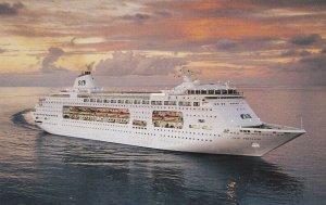 AUSTRALIA, 1950-1970s; Princess Cruises The Love Boat, STAR PRINCESS Cruise
