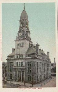 FALL RIVER , Massachusetts , 1901-07 ; City Hall