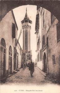 Tunisia Tunis - Mosquee Sidi ben Arous 1933