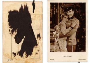 CPA AK John Gilbert Ross-Verlag 4701/1 FILM STAR (595491)