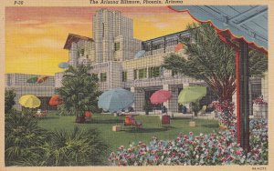 PHOENIX, Arizona, PU-1944; The Arizona Biltmore
