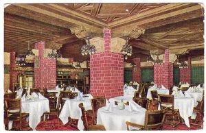 Chicago, The German Room, Hotel La Salle