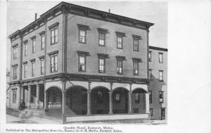 Maine  Eastport, Ouoddy Hotel