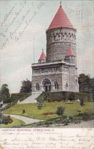 Garfield Memorial Cleveland Ohio 1909