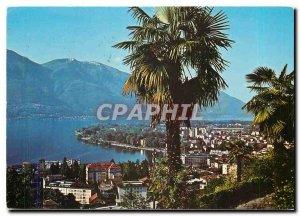 Modern Postcard Locarno Lago Maggiore