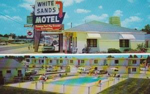 Arkansas El Dorado White Sands Motel