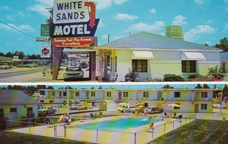 Arkansas El Dorado White Sands Motel