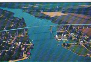 Delaware Wilmington Chesapeake City Bridge