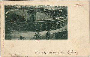 CPA AK MILANO Arena ITALY (15468)
