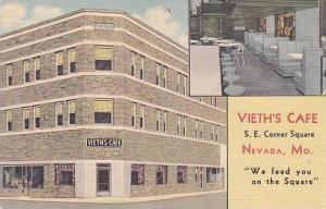 Missouri Nevada Vieths Cafe Curteich