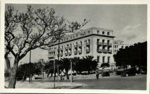 malta, VALLETTA, The Phoenicia Hotel (1950s) RPPC Postcard