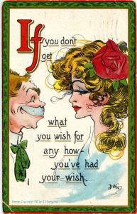 IF you don't get... - Artist: Dwig.    (Romance)