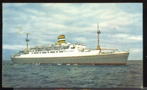 Holland America Line SS Maasdam