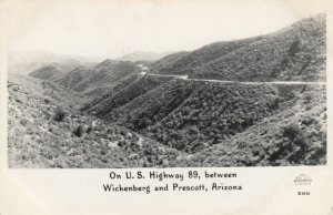 RP: WICKENBURG , Arizona , 30-40s ; On U.S. Highway 89; FRASHERS X5050
