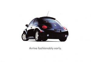 Volkswagon Slug Bug Race Car Unused