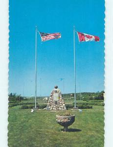 Unused Pre-1980 TOWN VIEW SCENE Boissevain Manitoba MB p9098