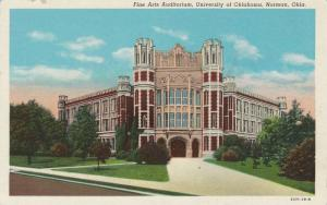 Fine Arts Auditorium, University Of Oklahoma, Norman, Oklahoma, 1930-1940s