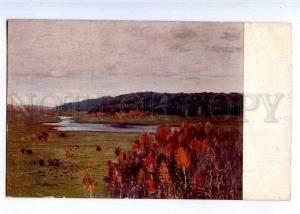 225149 RUSSIA Levitan landscape Russian Museum Alexander #207